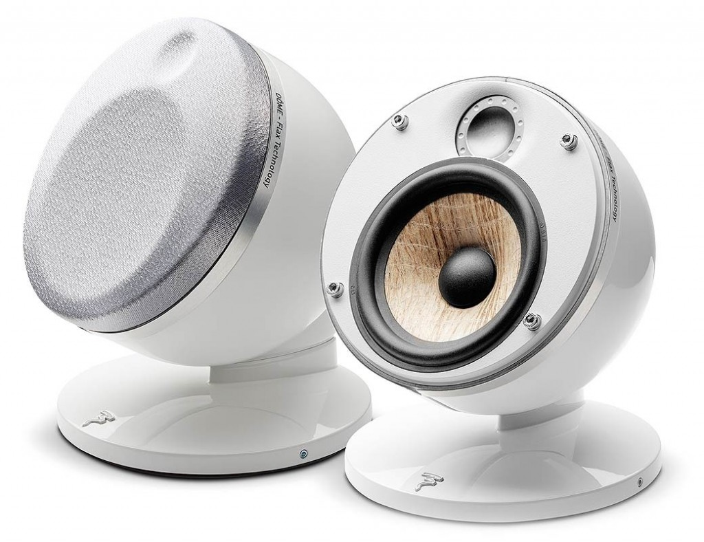 FOCAL dome-flax-ultra-compact-2-way-sealed-speaker-each-white-4e2