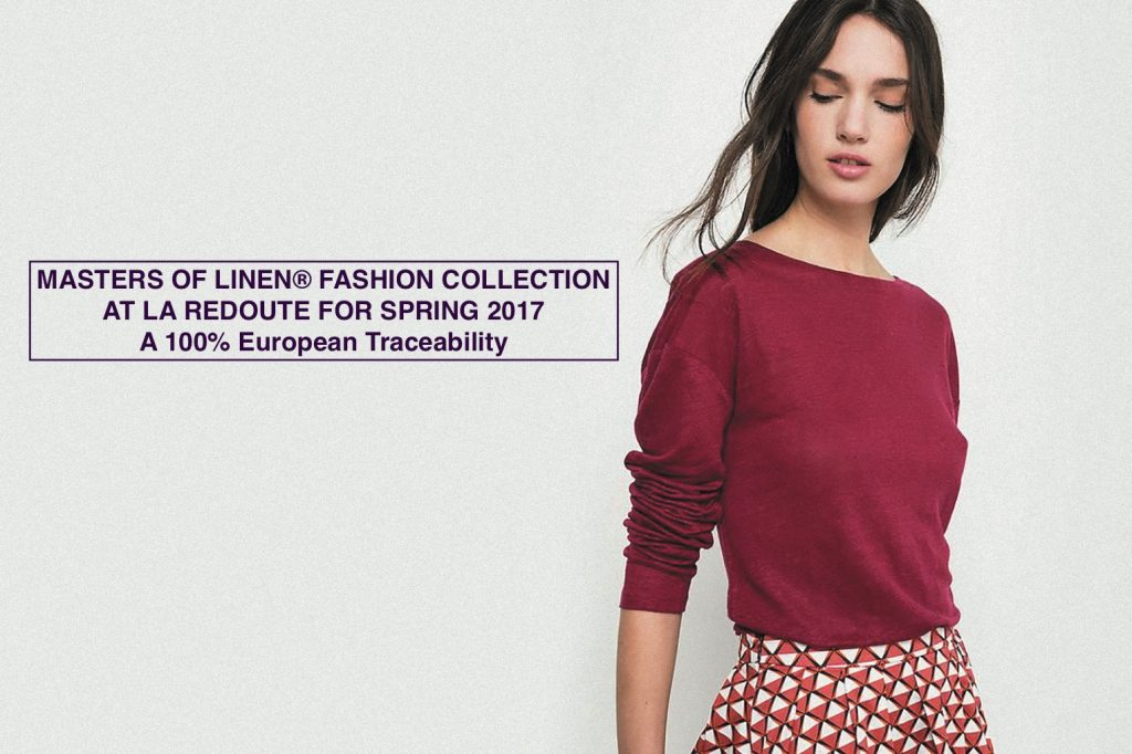 Masters Of Linen Fashion Collection At La Redoute