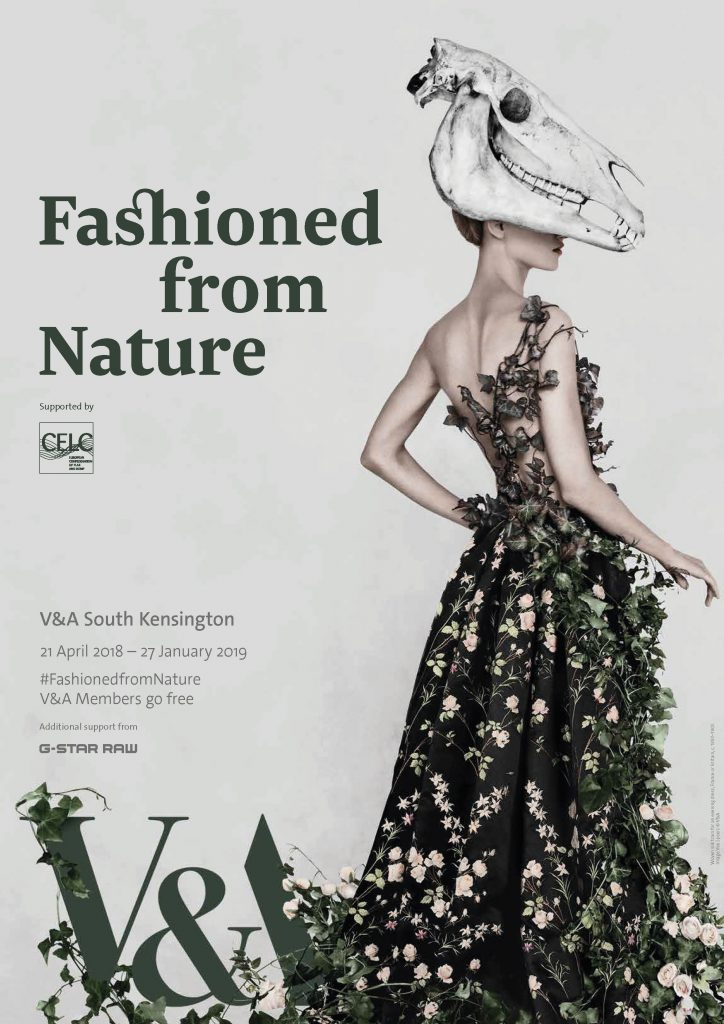 Fashioned-from-Nature UK sponsorship award